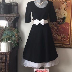 LuLaRoe Nicole little black dress